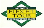 DV Golf professionally fits your clubs using our exclusive Flex-Fit Tour System.